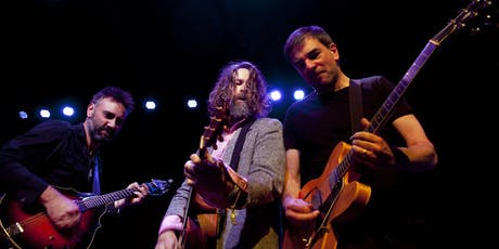 Hothouse Flowers acoustic trio tickets
