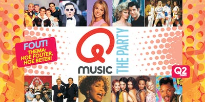 Q-Music The Party FOUT! - Reusel
