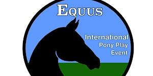EQUUS International Pony Play Event