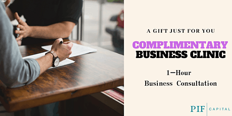 Business consultation(Exclusively for Entrepreneurs/Bosses) tickets