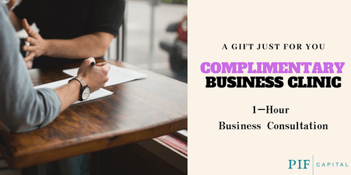 Business consultation(Exclusively for Entrepreneurs/Bosses)
