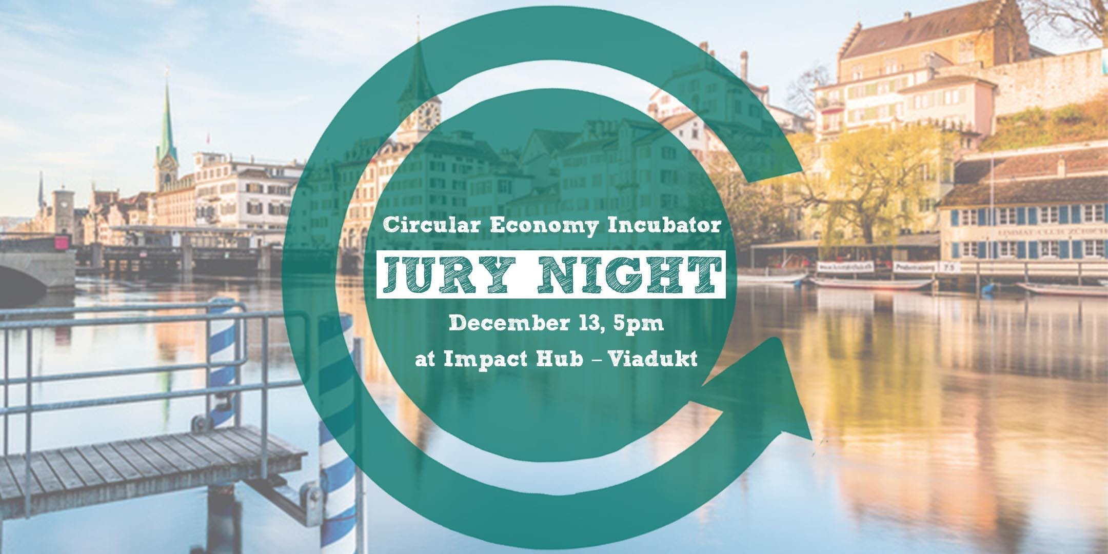 Circular Economy Project Pitching at CE Incubator Jury Night