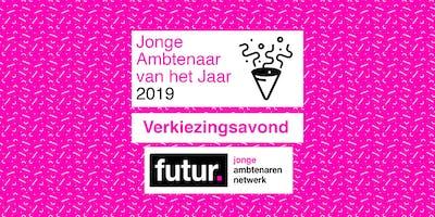 Jonge Ambtenaar van het Jaar 2019 - Verkiezingsavond