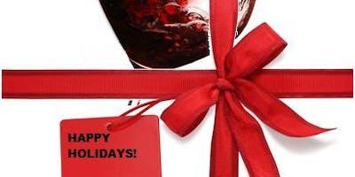 Studio Vino Ladies Night and Orbament Exchange! Sip Shop and Celebrate!