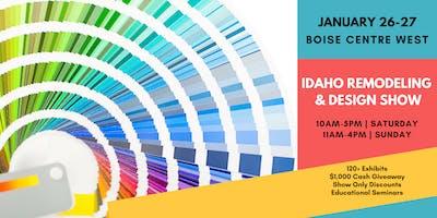 Idaho Remodeling & Design Show