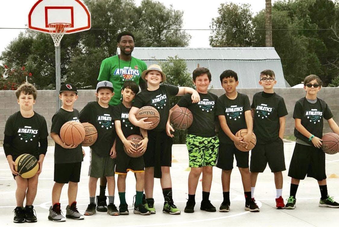 Madison Simis Elementary Basketball Academy