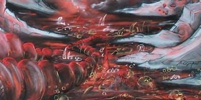 Shabti, Coffin Birth (MA), Bloodborn, Megog