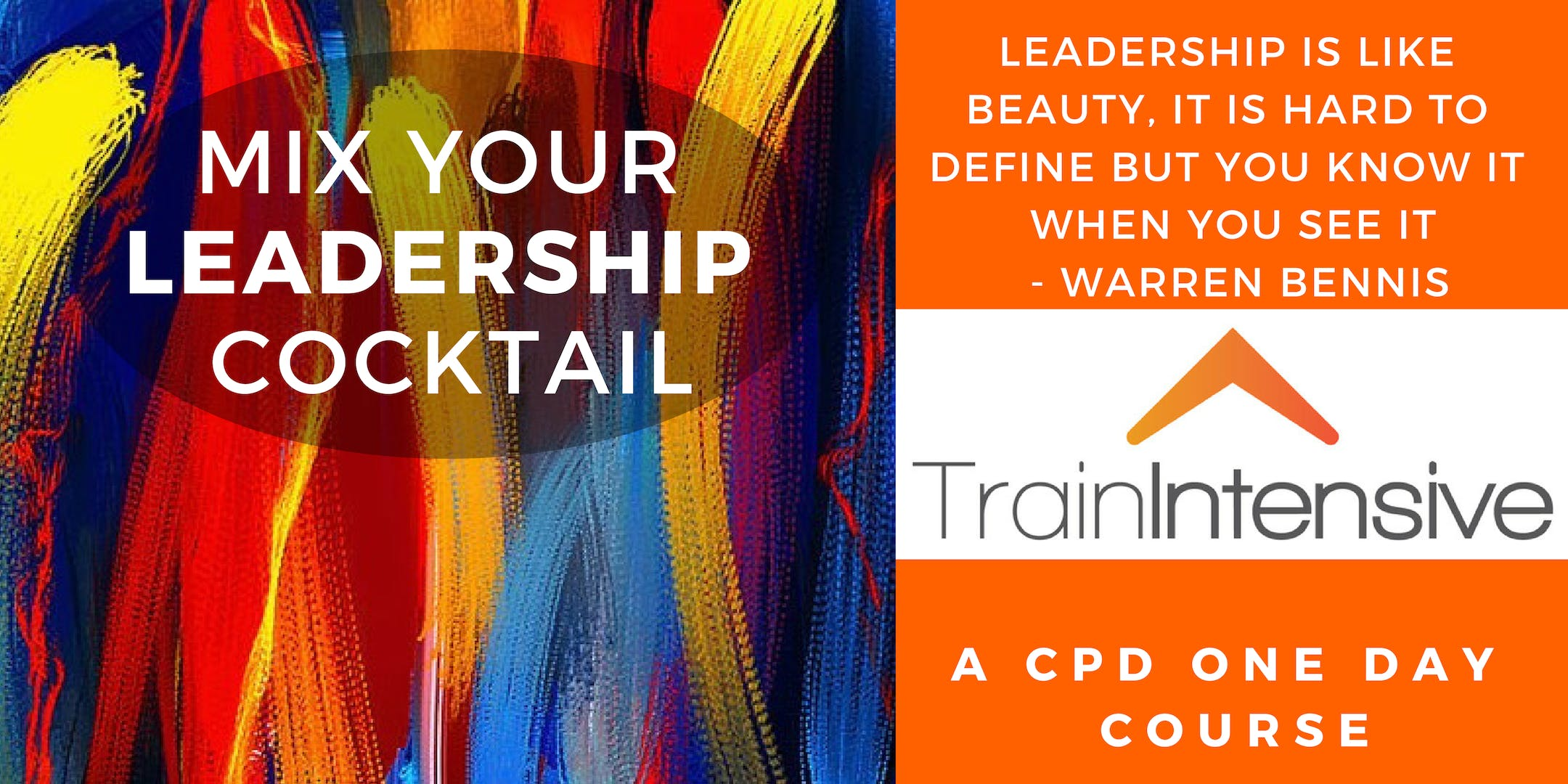 Mix Your Leadership Cocktail Training Course