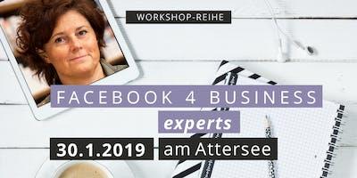 FACEBOOK 4 BUSINESS - experts