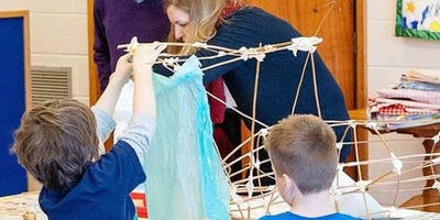 Lantern Making Workshop: St Barnabas Primary School, Tunbridge Wells - MORNING SESSION