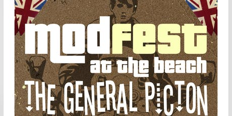 Modfest by the beach  tickets