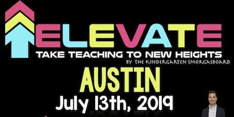 ELEVATE! Austin tickets