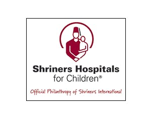 Plate it forward for Shriners Hospital for ch