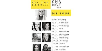CHANGE CLUB - DIE TOUR (HANNOVER)
