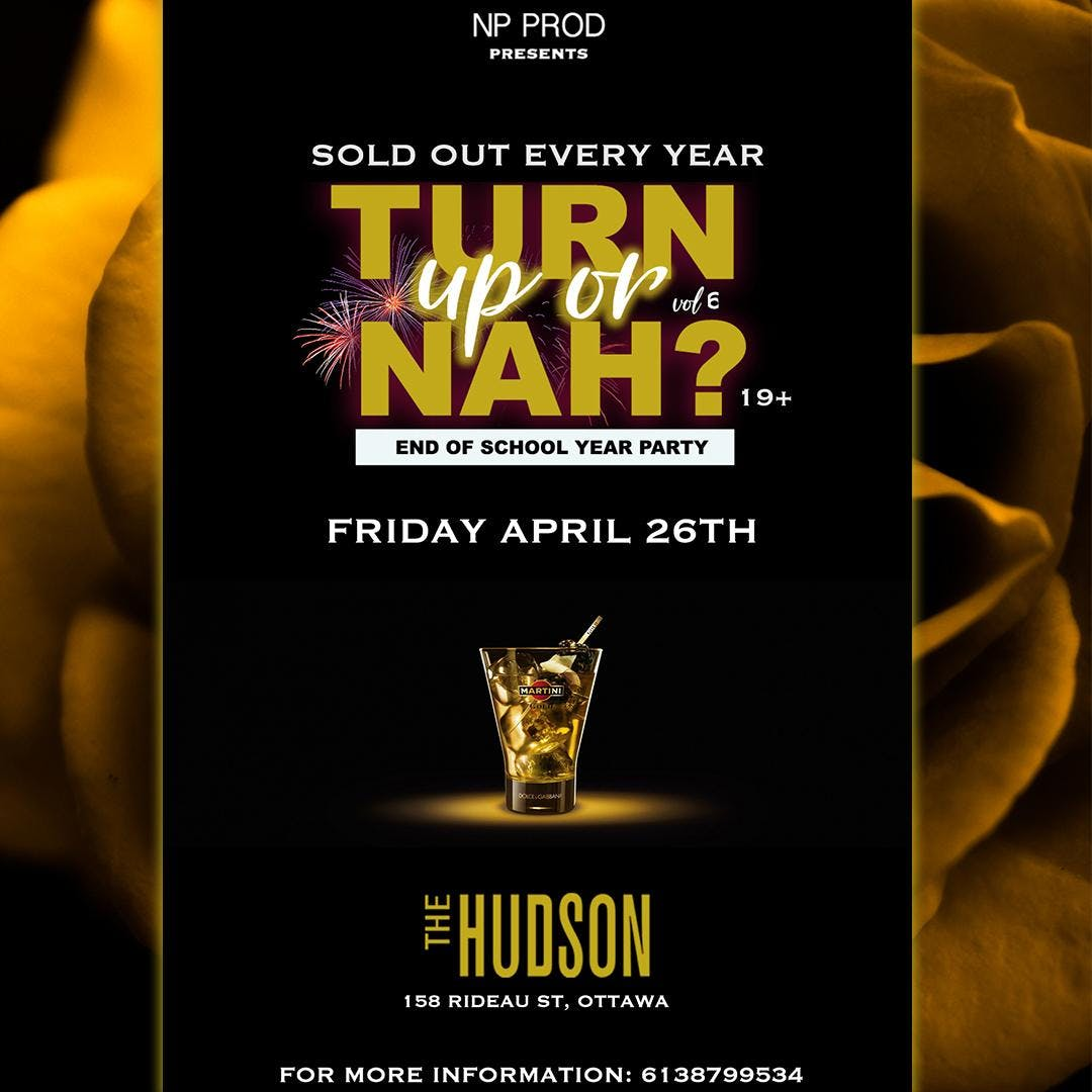 TURN UP OR NAH vol 6 | End Of Exam