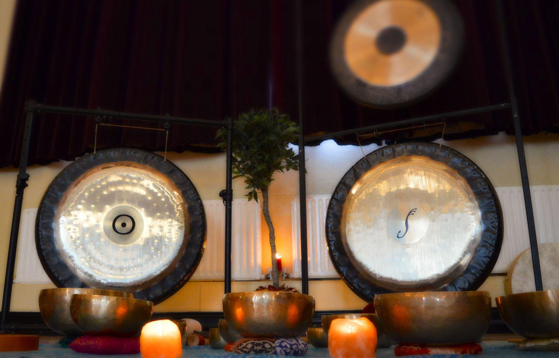 Christmas Special Offer Sound Bath Relaxation & Mindfulness Meditation in Galway