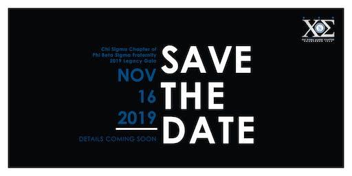 Copy of Chi Sigma, Northern NJ Graduate Chapter of Phi Beta Sigma Legacy Gala 2019