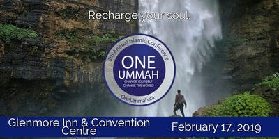 One Ummah Conference  2019 - Recharge Your Soul