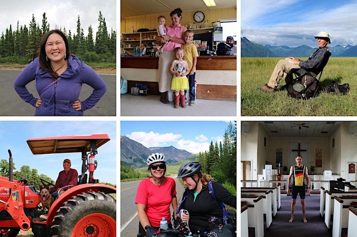 Miles of Portraits: Alaska   REI Washington, D.C. image