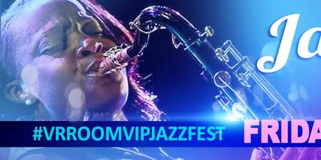 Jazmin Ghent@ the 3rd Annual VrroomVIP JazzFEST - (2 for 1 concert) - *Early Bird*  tickets