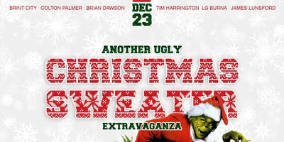 The 2nd Annual Another Ugly Sweater Christmas Party