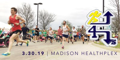 7th Annual Run Up for Downs