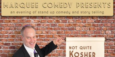 2nd Annual Not Quite Kosher Comedy Night at Ambrose West