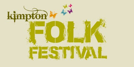 KIMPTON FOLK FESTIVAL 2019  tickets