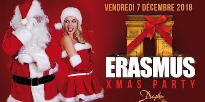 The Erasmus Christmas Party 2018