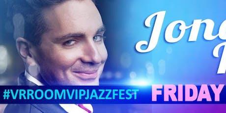 Jonathan Fritzen @ the 3rd Annual VrroomVIP JazzFEST - *Early Bird*  tickets
