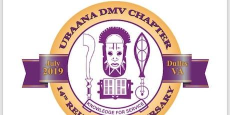 UBAANA's 14th Anniversary Reunion, Dulles, VA tickets