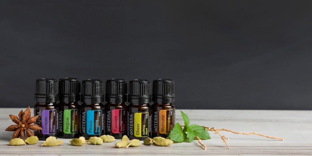 Image result for spring reset essential oils