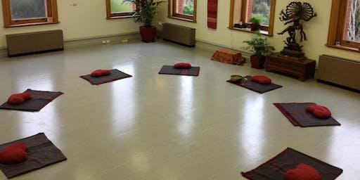 Urban Retreats at One Heart with Aruna Giri 2019