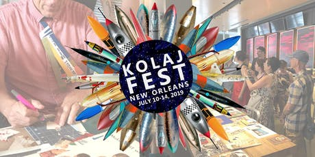 Kolaj Fest New Orleans 2019 tickets