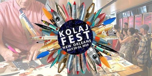 Kolaj Fest New Orleans 2019
