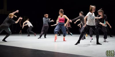 Experience Dance Program:  Crossroads Community Center