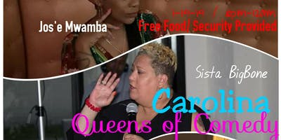 The Tequila Lounge Presents Carolina Queens of Comedy Volume 1