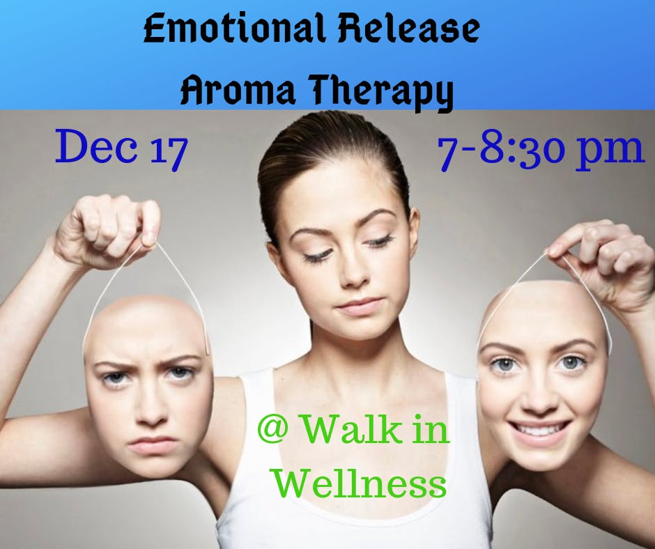 Emotional Release Aroma Therapy