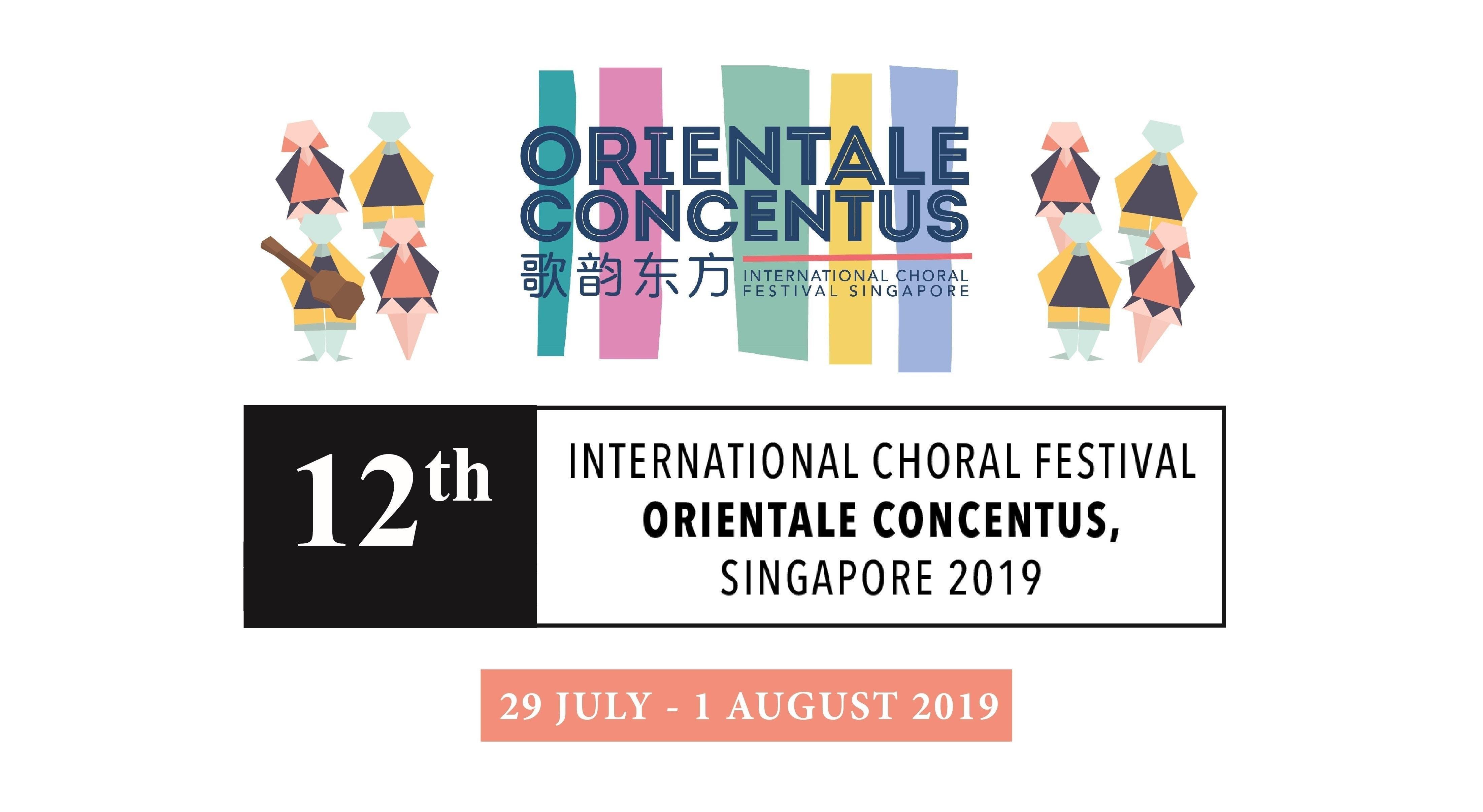 12th International Choral Festival Orientale