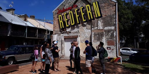 USYD & Tribal Warrior Redfern Walking Tour