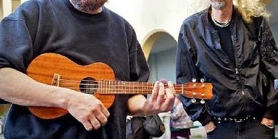 Folk Music Open Mic & Song Circle