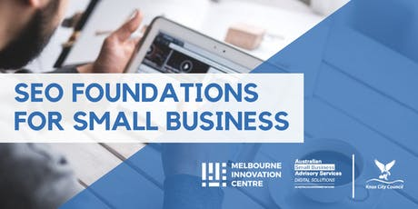 SEO Foundations for Small Business - Knox tickets