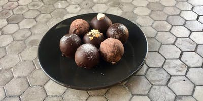 Hand Rolled Truffle & Chocolate Tasting Party