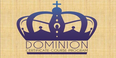 DOMINION CERTIFICATE COURSE PROGRAM