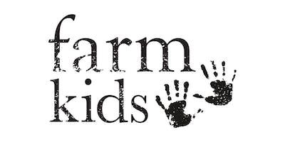 Farm Kids Flowers Workshop