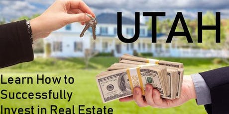 Utah's Biggest Real Estate Networking Event With Local Experts tickets