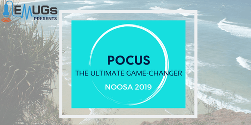 EMUGS Conference : POCUS - The Ultimate Game Changer