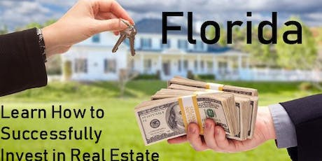 Florida's Biggest Real Estate Networking Event With Local Experts tickets