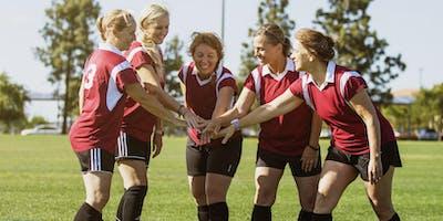 Women's Rec Soccer Leagues