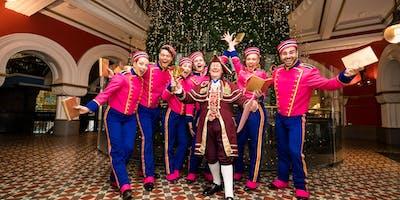 A Fairytale Christmas at The QVB